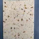 Pierre artificielle de quartz pour la partie supérieure du comptoir de cuisine et le dessus de vanité