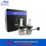ヘッドライトのBridgeluxの自動穂軸は72W 8000lm 6500k H4 Hi/Lo S2 LEDのヘッドライトH1 H3 H16jp H11 9005のヘッドライトの球根を欠く