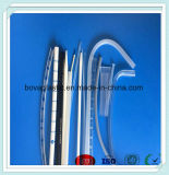 Le PVC transparent de vente chaude médical branchent le cathéter pour l'infusion