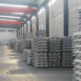 Lingote de aluminio A7 en el Al mínimo 99.72% del precio barato
