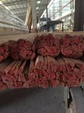 T-Moulage matériel en bois de pin de décoration