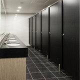 Compartiment de toilette de panneau de Fmh HPL et matériel d'acier inoxydable