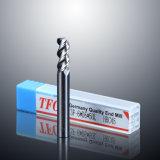 3 CNC van de Snijder van het Aluminium van fluiten de Molens van het Eind van het Carbide van Hulpmiddelen voor de Machine van de Draaibank