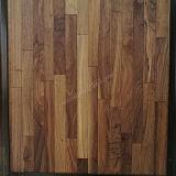 Проектировано справляющся настил 1860*192*15/2mm черного грецкого ореха естественный смазанный деревянный