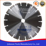 blad van de Zaag van 180mm het Laser Gelaste met TurboSegment voor Graniet