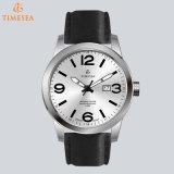 腕時計の水晶腕時計メンズShenzhen72500の鋼鉄腕時計の製造業者