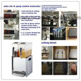 冷たく、熱い機能(ウシJ10L)の単一タンク10L飲料ディスペンサー