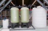 Molro-5000 5m3/H 물 처리 RO 수생 식물