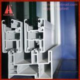 Fornecedor favorável ao meio ambiente do perfil do indicador do PVC de China para Windows plástico e