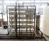 Estação de tratamento de água do RO do tratamento da água de Molro-5000 5m3/H