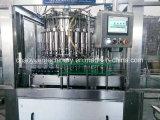 Machine de remplissage végétale automatique d'huile de table avec du ce