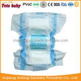 Preço de fábrica sonolento da fralda do tecido do bebê da absorção super do tipo do OEM