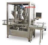 Máquina de rellenar tecleada de alta velocidad estupenda automática del taladro de leche en polvo