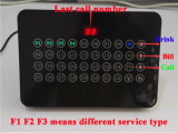Pager Calling System Restaurant Paging Meilleur prix du service Calling Equipment