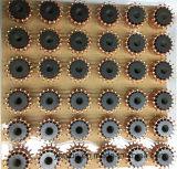 Commutatore del motore della scanalatura dell'amo di dc 16