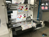4/6/8 machine d'impression de film plastique de Flexo de couleur
