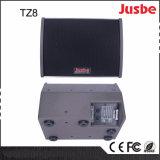 Tz8 8-Inch 150-600W Fachmann-hoch entwickelte Konferenz-Koaxiallautsprecher