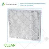 Papel de fibra de vidrio HEPA H14 Filtro de aire de alta eficiencia con marco