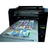 Impresora ULTRAVIOLETA de la caja del teléfono celular con efecto Textured de la impresión