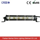 Super Slim 3W CREE Cada barra de luz LED Single Row