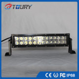 12V barras ligeras campo a través del CREE 72W LED de las piezas de automóvil 4X4