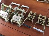Amarrer la boucle en acier de rochet de remorque lourde de camion