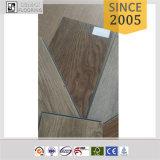 Plancher d'intérieur de verrouillage facile et rapidement d'installation d'étage en bois de vinyle