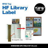 UHFbibliotheks-Kennsatz Monza 5 für Dateischutz