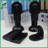 Accessoires en cube de toilette en nylon noir