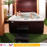 De modieuze Outdoor SPA Hete Ton van Ce Approved Jacuzzi SPA 5-6 Persons