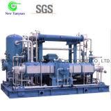 De Bijtankende Compressor van het Aardgas van de Post CNG