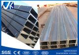 Aço galvanizado da canaleta em U do aço suave para o edifício