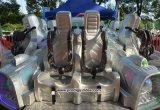 Le parc à thème de l'espace badine le matériel d'amusement de Rde pour le parc d'attractions