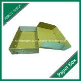 Boîte de empaquetage à fruit de papier ondulé, boîte à fruit de carton (FP020005)