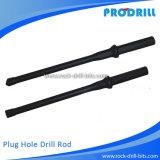 Aços integrais do furo de plugue de Prodrill para a broca de rocha à mão