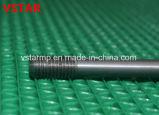 Pezzo di ricambio lavorante del Rod del filetto di CNC di basso costo