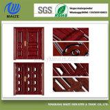 O revestimento de madeira Grained personalizado do pó aplicou-se pela transferência térmica