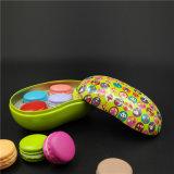 Коробка олова еды OEM/коробка Tinplate конфеты (B001-V19)