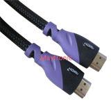 二重カラーPVCシェル2.0 HDMIケーブルとの高速