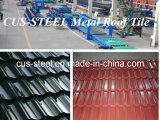 SGCC, piatto dello zinco di Dx51d, strati ondulati galvanizzati del ferro del tetto del galvalume