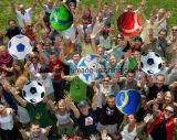 2017新しいデザインOEMの小型サッカーボール