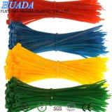la fermeture éclair lourde du câble 100-Pack amarrent l'enveloppe en nylon de fil de courroie