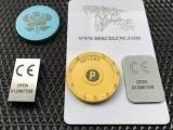 El mejor fabricante del laser de la fibra del CNC 20W del precio para los artes de madera de la cubierta del teléfono de los crisoles del metal para la venta