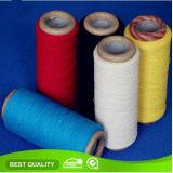 12s 14s 16s 20s recicló el hilado mezclado poliester del algodón del calcetín