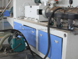 Твиновская линия производственная линия штрангя-прессовани профиля пены винта WPC PVC