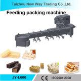 Máquina de empacotamento automática cheia do descanso para o alimento
