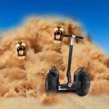 方法ハンドルが付いているスマートな2つの車輪の自己のバランスのスクーター