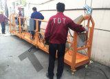 Гондола лесов вашгерда доступа платформы Ce Zlp1000 ая сталью