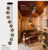Lumières pendantes en laiton de décor marocain d'église (KA050DS)