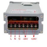 wasserdichte LED Stromversorgung des konstanten der Spannungs-24V-150W Aluminiumshell-